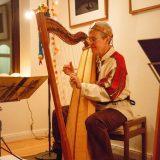 Harfenkonzert im Klanghaus im Oktober 2014