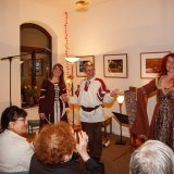 Herzlicher Applaus nach dem gelungenen Harfenkonzert im Klanghaus