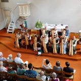Die Harfenklasse vom Klanghaus