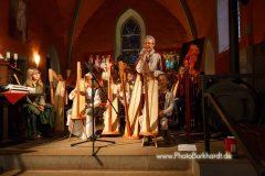 Beim Adventskonzert 2014 in Hann.Münden