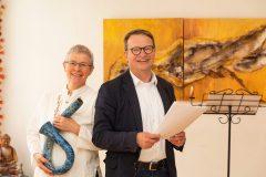 Bettina Kallausch und Ernst-Ulrich Göttges